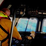 RNLI volunteers brave rough seas after distress signal