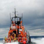 Busy weekend for lifeboat volunteers